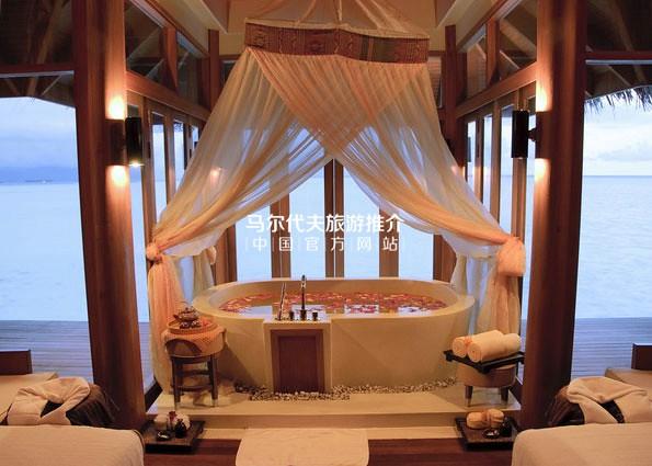 笛古岛安纳塔拉酒店[Anantara Dhigu Resort]Spa