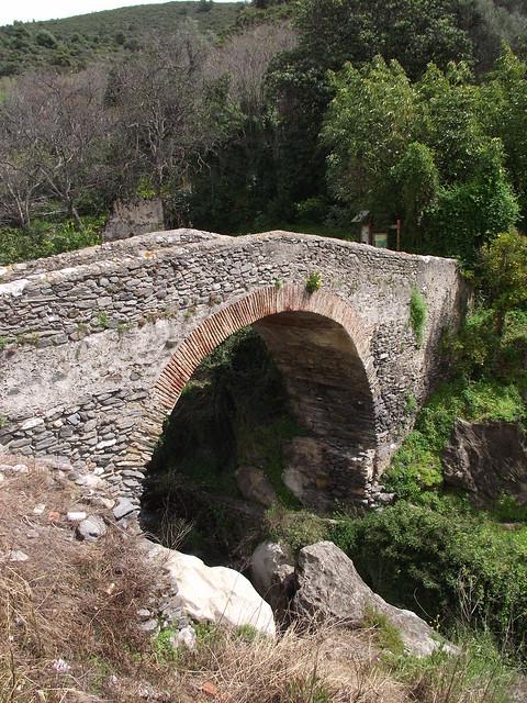 Roman bridge - Solares