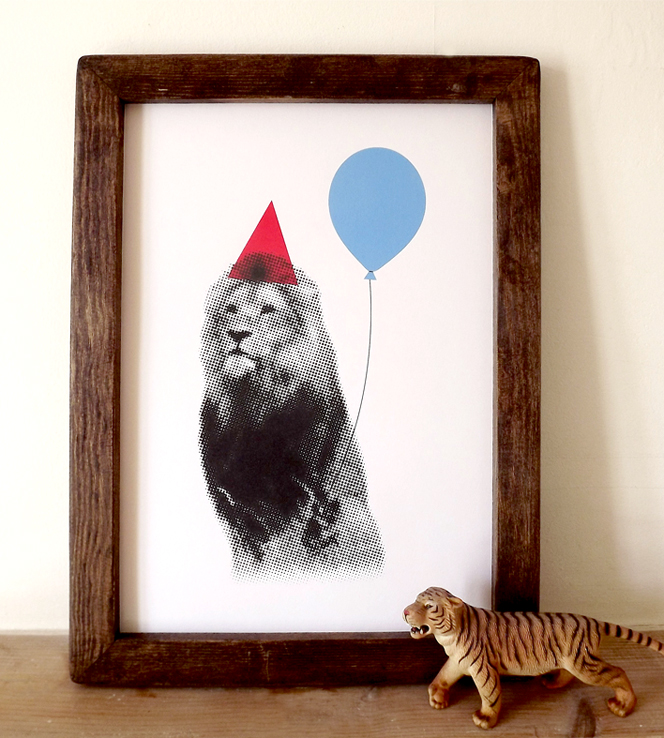 Boys_bedroom_print_art_design_lion