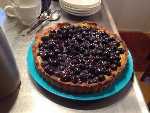 My first tart