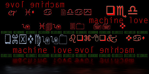 Machine Love by Damian Gadal