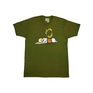 GLENNZ t-shirt: 'Stunt Snail'