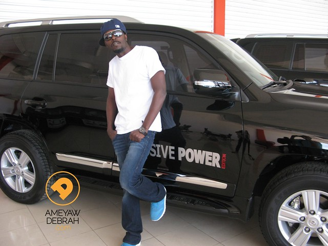 8622005898 3b878498b0 z Lifestyle of the Rich and Famous: Kwaw Kese goes car shopping