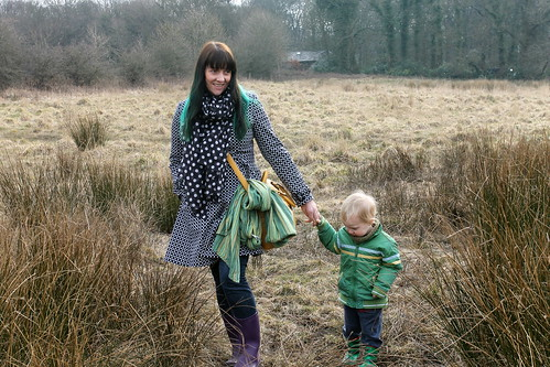 Mummy and Ernest