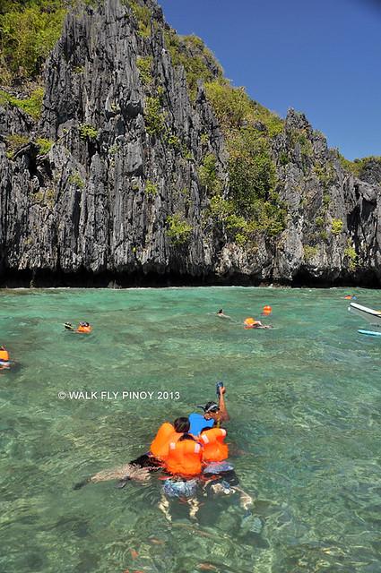 Hidden Beach, El Nido, Palawan, Philippines