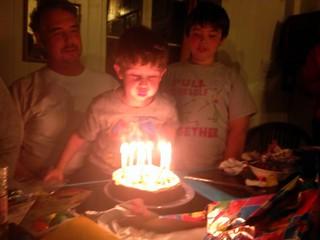 Happy 4th birthday Max!