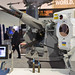 BAE Systems and Boeing Mk 38 Tactical Laser System at Navy League by The Boeing Company