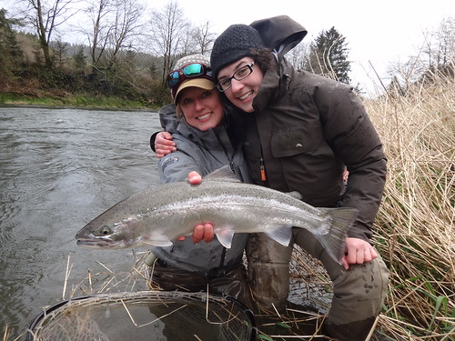 Oregon Steelhead 2013