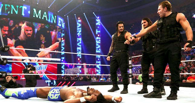 WWE Main Event (10/04/2013)