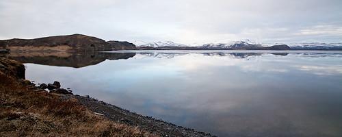 Reflection 15/52 - Þingvallavatn - Björgin