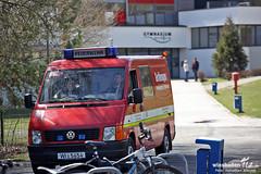 Gasgeruch Schulzentrum Eltville 12.04.13