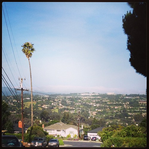 Nice view.