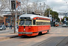 Muni 1059 [San Francisco tram] by Howard_Pulling