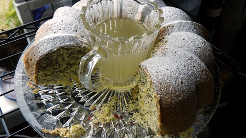 Poppy Seed Lemon Cake 29