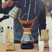 Iron and Resin Garage's Pop-Up Pour Over Coffee Station ~ Ventura, California by R. E. ~