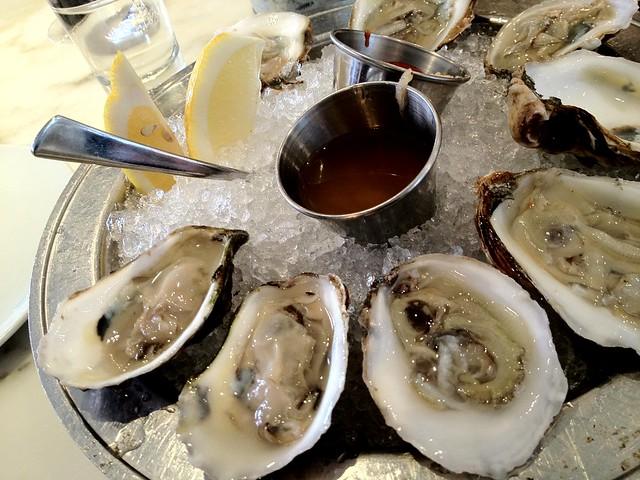 B&G Oyster Bar - Boston