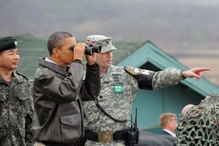 奥巴马不信朝鲜能造核弹头