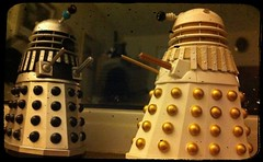 Daleks in discussion