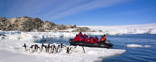 Orion Expedition Cruises in Antarctica