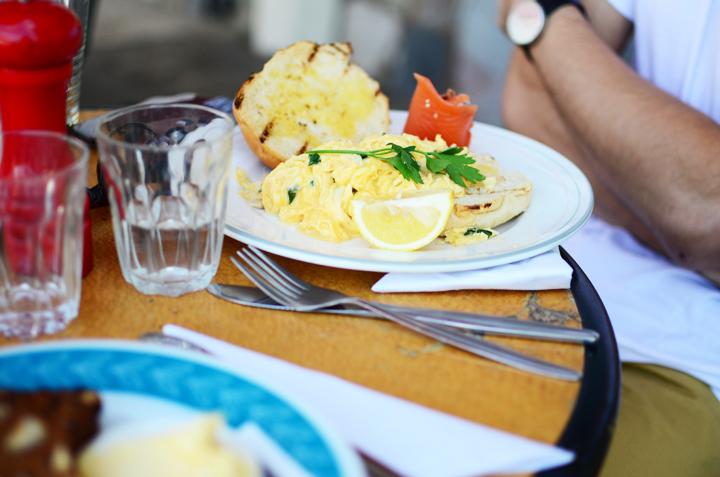 omlette breakfast
