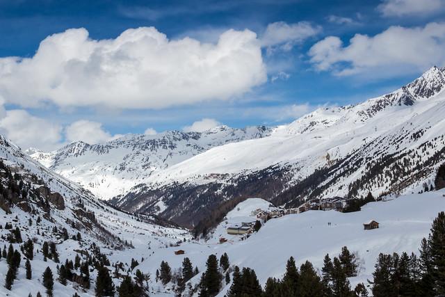Snowshoe Hike - Obergurgl, Austria