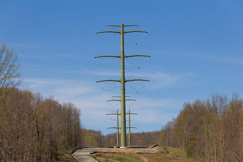 newjersey construction power unitedstates electricity powerline montville highvoltage 3phase pseg threephase pjminterconnection