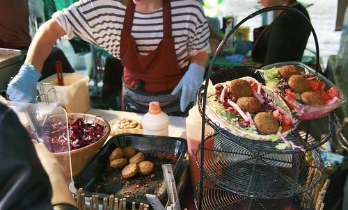 Borough Market Falafel