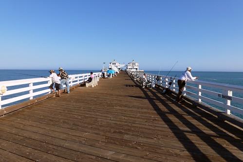 ocean sea usa water america coast mare unitedstates pacific acqua pontile statiuniti andreamoscato
