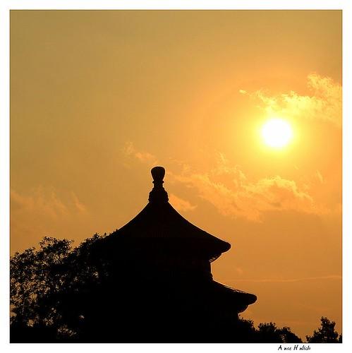 temple heaven beijing peking