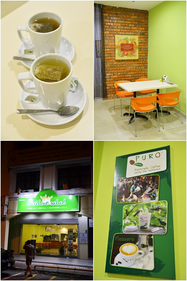 Basileou Salad Bar @ Greentown Ipoh 2