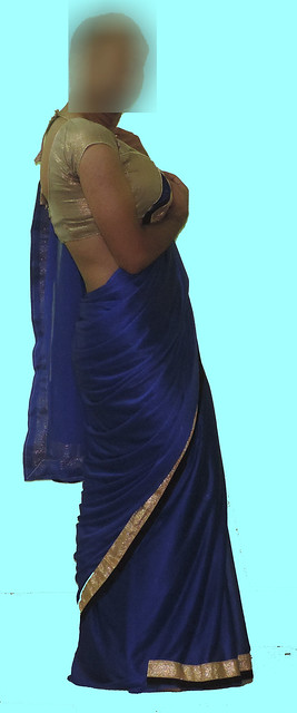 Some more pic in saree