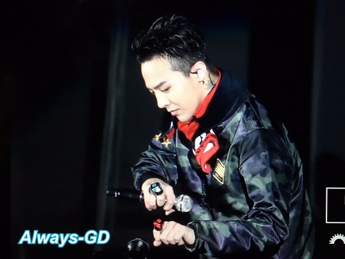 Big Bang - Made Tour - Fukuoka - 07feb2016 - Always GD - 03
