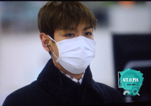 TOP Arrival Seoul from Tokyo 2015-111-03 (21)