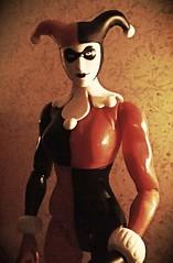 Mischievious Harley Quinn