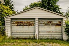 Rusty Garage