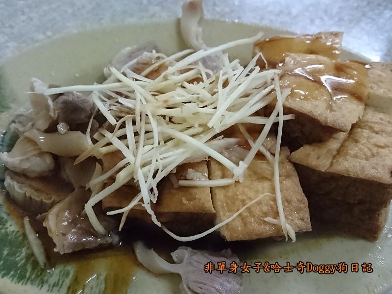 南機場白天美食黑白切米粉湯16