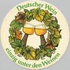 ephemera - Deutscher Wein coaster