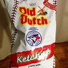 Hooray for  ketchup chips! But y'know, I'm not a Blue Jays fan.