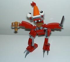 366 Days of Jr Lego Day 273