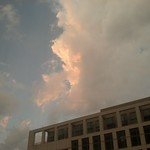 Clouds Over Charlotte