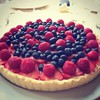 Awesome Easter fruit crostata from @lorississimo