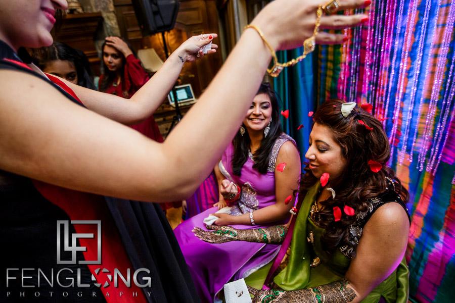 Kanwal & Ali's Mehndi | Atlanta Ismaili Indian Wedding Photography