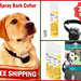 Spray Bark Collars -30% Off and Free Shipping -PetStreetMall.com