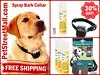 Spray Bark Collars -30% Off and Free Shipping -PetStreetMall.com