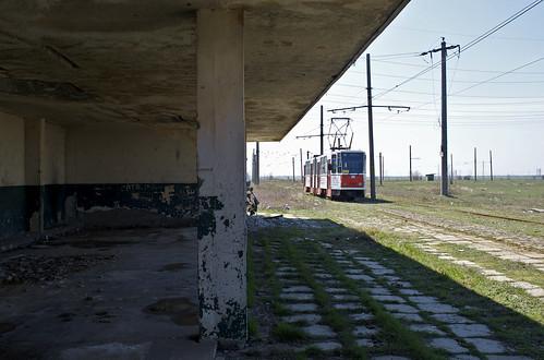 berlin tram romania streetcar tatra braila rumänien trambahn 9050 ckd kt4 kt4d strasenbahn ckdpraha linie24 2190504