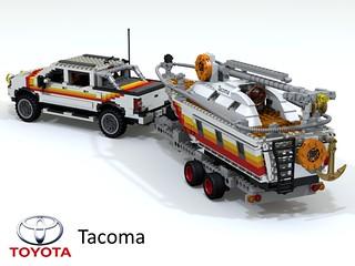 Toyota Tacoma - Double Cab 4x4