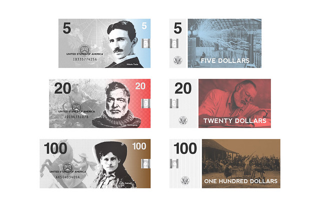 Currency RedesignCurrency Redesign