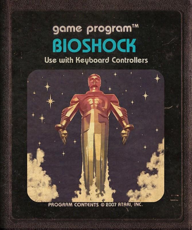 Cartucho de Atari (obra de StarRoivas) 109