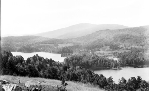 Rescue Lake, Round Peak, & Ludlow Mountain