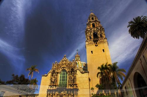 Balboa Park (San Diego) - Architecture by !!WaynePhotoGuy
